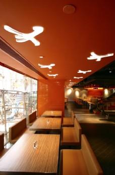 特色餐厅 餐馆 饭店 车厢餐厅