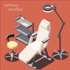 纹身工作室