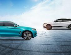 BMW双车图