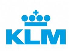 荷兰皇家航空 KLM 标志