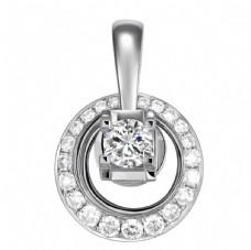 钻石吊坠 精修免抠素材