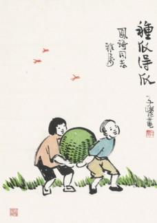 丰子恺画作集合