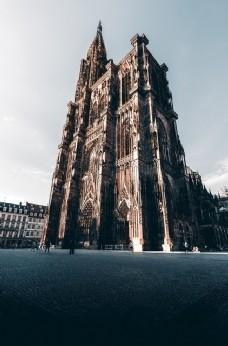 欧洲古建筑旅游景点