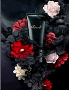 创意花卉化妆品