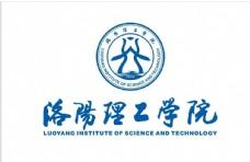 洛阳师范学院 校徽 校旗 标志