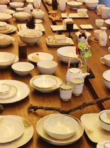 日式陶瓷餐具