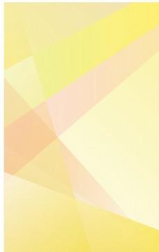 黄色底纹 蓝色线条