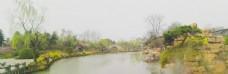 扬州廋西湖景色