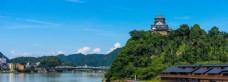 日本犬山市犬山城天守阁
