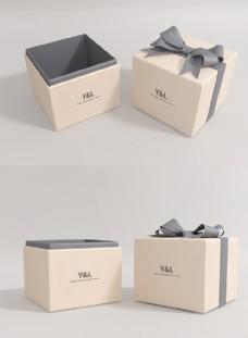 包装盒礼盒样机
