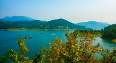 陕西安康旅游风光