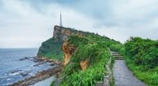 台湾新北野柳半岛海峡