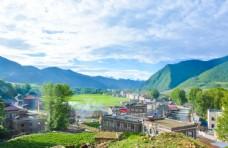 西藏沿途风光