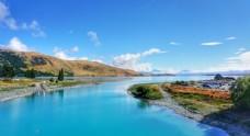 特卡波湖新西兰南岛自驾游