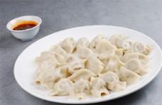 莲菜大肉水饺