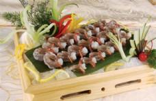 宝基围虾刺身