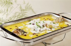 小米湯滑鱸魚