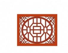 中式传统窗花