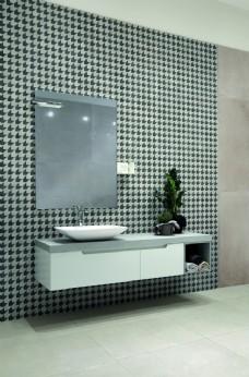 瓷砖空间设计效果图画册用图