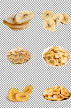 零食香蕉干