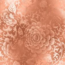 玫瑰金背景