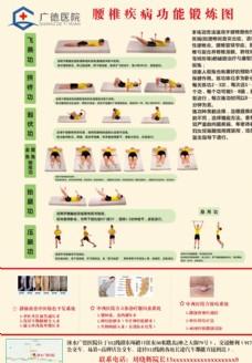 腰椎疾病恢復鍛煉