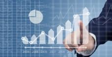 企业未来科技数据海报素材
