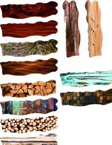 木材背景底纹