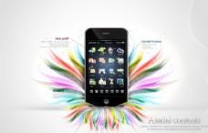 手机创意设计