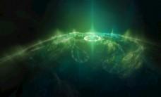 地球光芒花