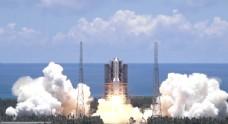 """中国首颗火星探测器""""天问""""一号"""
