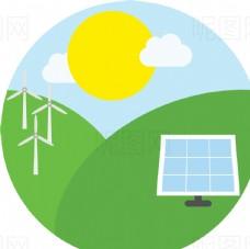 太阳能风能