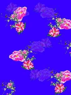 數碼印花服裝花型女裝