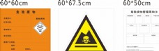 危險物品標識