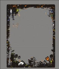 相框前景图