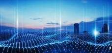 企业城市未来科技海报素材