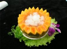 木瓜炖雪哈