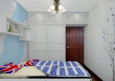 家装 定制 趣味卧室设计