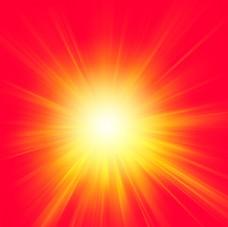 光影高光放射光芒