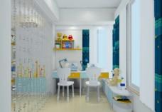家装 定制 趣味儿童房设计