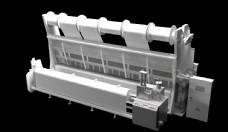 打印机  机械  纺织机
