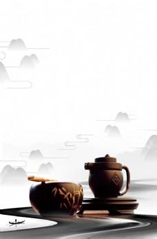 中国风茶道