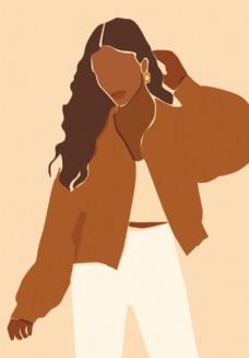 女人藝術畫