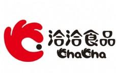 矢量洽洽食品logo
