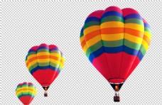 氣球旅行旅游活動海報素材