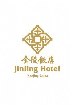 金陵饭店logo