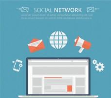 社交网络概念