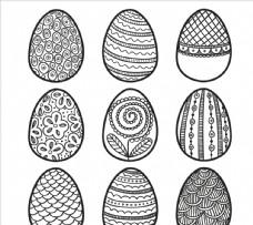 装饰复活节彩蛋