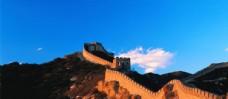 長城建筑傳統自然背景素材