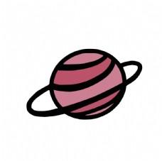 太空宇航主题涂鸦